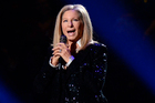 The Streisand effect is the phenomenon named after American singer Barbra Streisand. Picture / AP