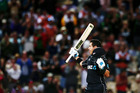 Ross Taylor is set to return for New Zealand in the fourth ODI against England in Dunedin. Photo / Getty Images