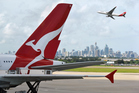 Qantas had been promoting their points scheme when irate passengers grounded their entusiasm. Photo / Getty