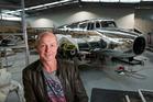 Rob Mackley has spent years restoring the Lockheed Electra 10A. Photo / Brett Phibbs