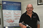 Trace elements now in the mix, John Palamountain is ready to take his Whanganui company Vitapower to new heights globally.