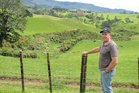 Sheep and beef farmer Rick Burke has seen water quality improve after retiring marginal land, protecting waterways and planting trees.