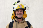 Pirongia Rural Fire firefighter Andrew Murray.