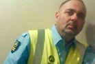 The Countdown security guard who died after an alleged assault was Goran Milosavljevic.