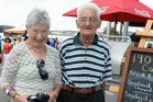 Ruth and Peter Bedford died within hours of each other on the same day. Photo / Supplied