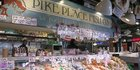 Seattle's Pike Place Markets have an abundance of fresh produce and fish available.