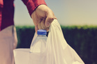 Kaitāia hopes to be rid of single-use plastic bags by 2020. Photo / 123RF