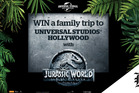 Win a trip to Universal Studios with Jurassic World: Fallen Kingdom