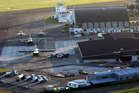 Land around Ohakea Air Base is contaminated with substances from firefighting foam. Photo / File