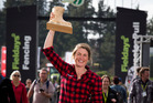 Rural Catch winner Mairi Whittle, the first woman to be crowned New Zealand's most eligible farmer. Photo / Stephen Barker