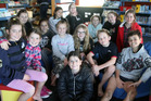 Ōhaupō School students went without food, a bed and technology for last week's 40 Hour Famine.