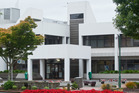 Conditions at the Rotorua Courthouse have been described as 'disgraceful'. Photo / file