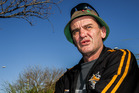 Former addict Ray Knight plans to walk the length of the country to support youth suicide prevention and help other addicts on the road to recovery. Photo / Paul Taylor