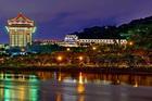The Grand Hotel, Taipei, Taiwan.