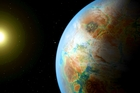 Kepler-452b (sometimes nicknamed Earth 2.0 or Earth's Cousin) is an exoplanet orbiting the Sun-like star Kepler-452. Photo / Getty Images