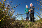 Neighbours Martin Evans and Delight Gartlein are hoping to eraciate rats from Ngongotahā. Photo/Ben Fraser
