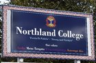 Northland College, scene of an attack on staff and students.