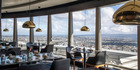 The Sugar Club's view is stunning, the flavours were faultless but fleeting. Photo / Greg Bowker