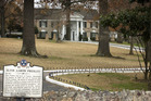Elvis Presley's Graceland, Tennessee, was a short distance from the ranch. Photo / Mike Brown, Getty