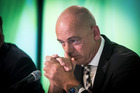 Fonterra chief executive Theo Spierings officially left the organisation this month. Photo /  by Jason Oxenham.