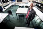 Glendowie College principal Richard Dykes: