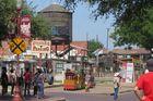 Main Street Fort Worth.
