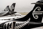 Air New Zealand is among worldwide airlines affected by problems with Rolls Royce engines. File photo / Marty Melville