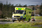 The toddler was taken by road to Rotorua Hospital before being airlifted to Starship Hospital.
