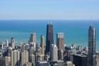 Chicago skyline. Photo / Chicago Tourism