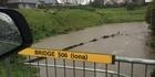 Watch: Flooded Herehere Stream