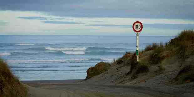 Ninety Mile Beach. Photo / Dean Purcell