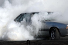 Enforcing the legal exhaust noise limit as part of WOF checks might remove some of  the headache caused by boy racers. Photo / Wairarapa Times Age