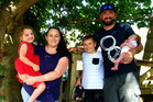 Nikki Green and her family didn't want to wait for the chance to enter a ballot for a KiwiBuild home. Photo / Nikki Green