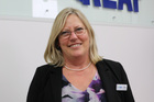 Claire Chapman, general manager, Tararua REAP.  Photo / Christine McKay