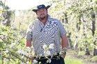 Hawke's Bay Fruitgrowers Association president Ben James.
