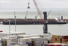 Mark Brown-Thomas says rates will rise anyway if the port is to expand. Photo / File