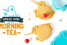 Sign up to The Great Kiwi Morning Tea in Save the Kiwi month