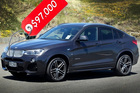 Horizons chairman Bruce Gordon has a council-purchased $97,000 BMW X4.