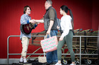 Generosity to others is no act for 20-year-old singer Duncan Scowen. Photo / Michael Craig