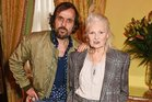 Andreas Kronthaler and Vivienne Westwood star in documentary Westwood: Punk, Icon, Activist. Photo / Getty Images