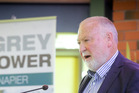 Rex Graham rejects the suggestion that consultation over Napier's port is a