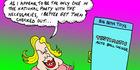 View: Cartoons: November 12 - 18