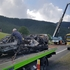 Horrific fiery crash north of Taupo leaves one man dead | NZ Herald News