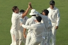 Pakistan battle back on day two to hold a slight edge over the Black Caps in the 3rd test