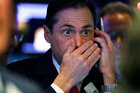 The market has been volatile over the last two months. Photo/AP.