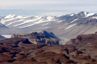 Conditions in Antarctica's McMurdo Dry Valleys are so hostile they've been compared with those found on Mars. Photo / File