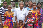 Vanuatuan pastor Lesley Bong has many health problems stemming from his Type 2 diabetes. Photo / Chris Tarpey
