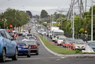 Traffic flow in Tauranga has jumped 5.7 per cent. Photo / File