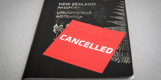 Eight New Zealand citizens have had passports cancelled, withdrawn, or applications refused. Photo / Jason Oxenham.