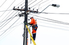 Whangārei and Kaipara power supply company Northpower, which owns and maintains 3700km of high voltage line and cables, is giving customers a $120 credit.